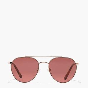 Madewell Grahame Aviator Sunglasses